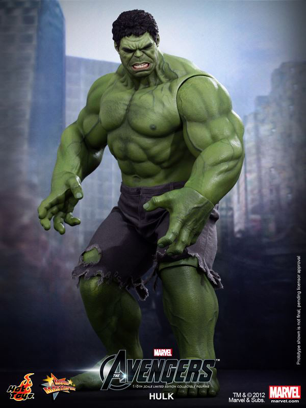Preview | Hot Toys: Hulk (5)