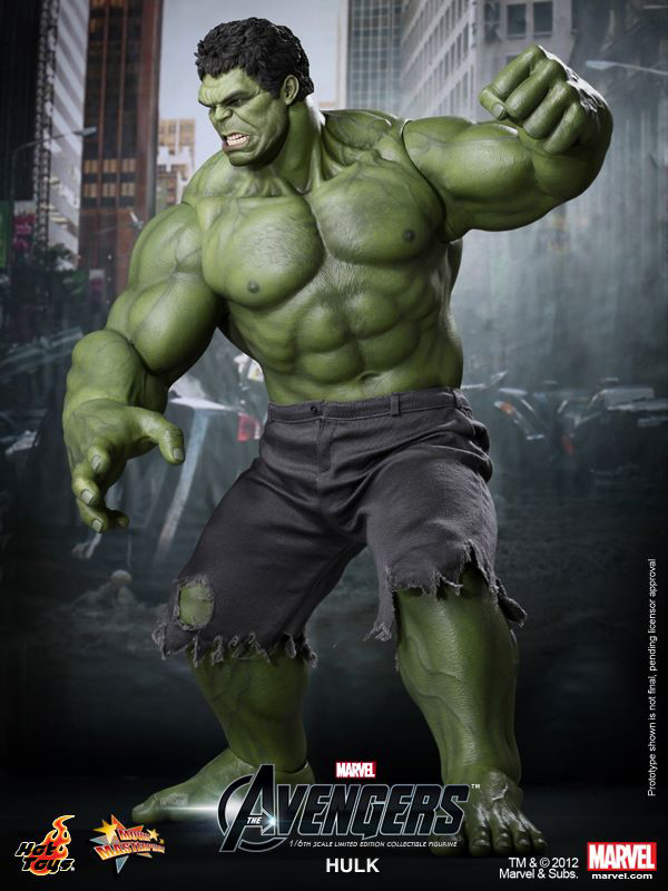 Preview | Hot Toys: Hulk (4)