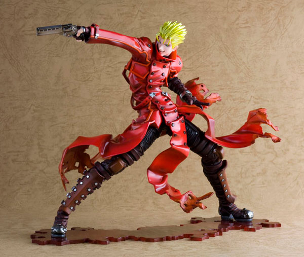 Preview | Kotobukiya: Vash The Stampede (1)