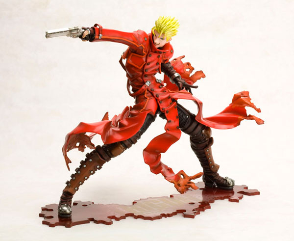 Preview | Kotobukiya: Vash The Stampede (3)