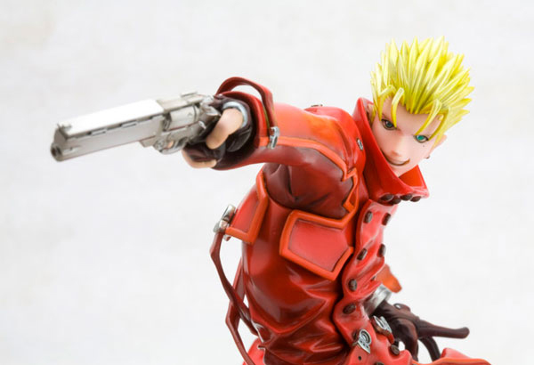 Preview | Kotobukiya: Vash The Stampede (7)