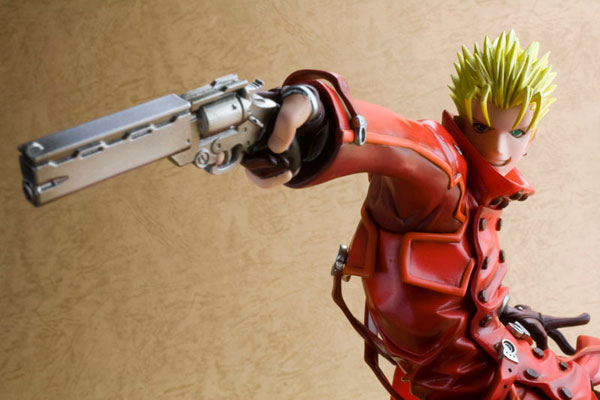 Preview | Kotobukiya: Vash The Stampede (6)