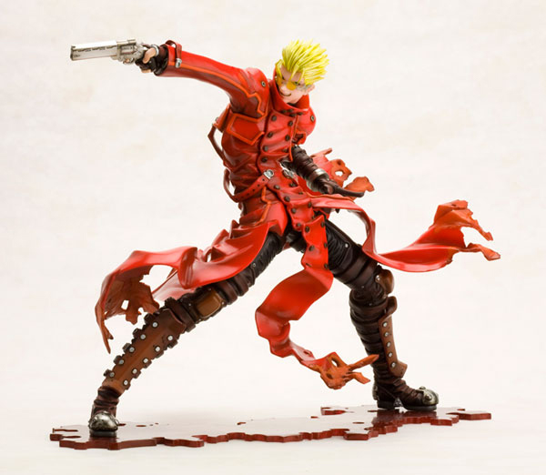 Preview | Kotobukiya: Vash The Stampede (5)