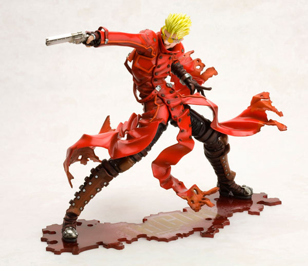 Preview | Kotobukiya: Vash The Stampede (4)