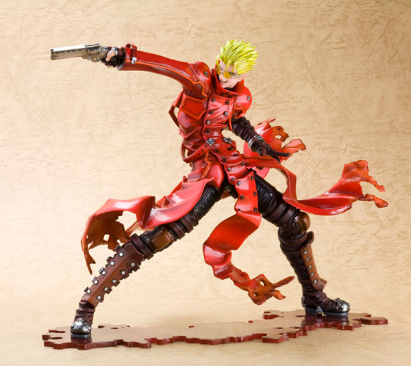 Preview | Kotobukiya: Vash The Stampede (12)