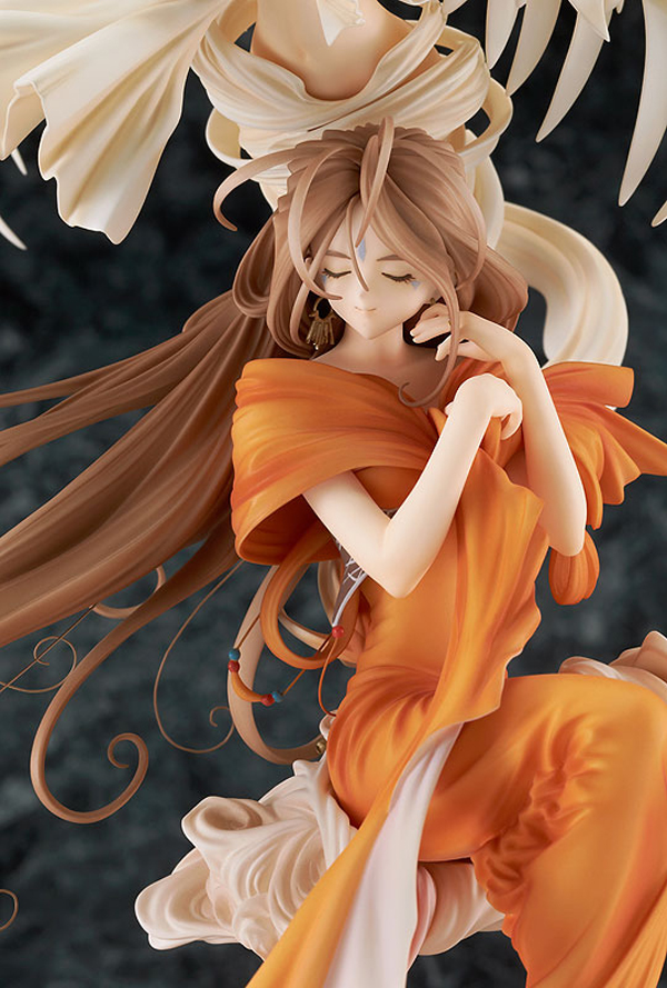 Preview | Max Factory: Belldandy & Holy Bell (5)
