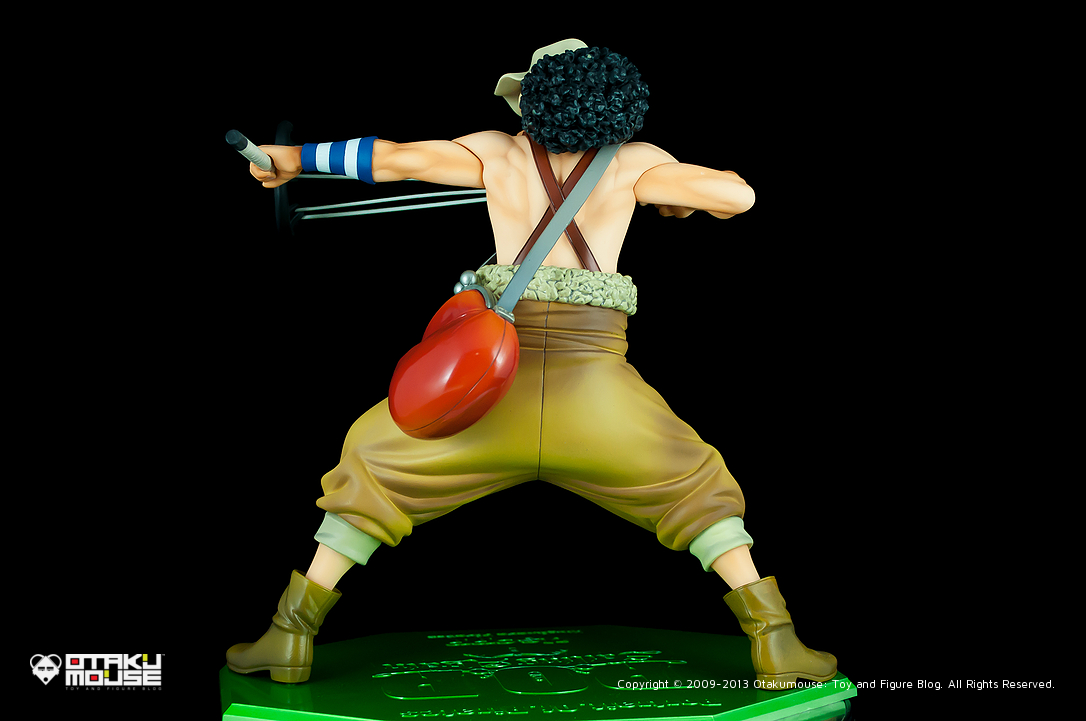 "Review | Megahouse: Usopp (Portrait of Pirates ""Sailing Again"") (3)"