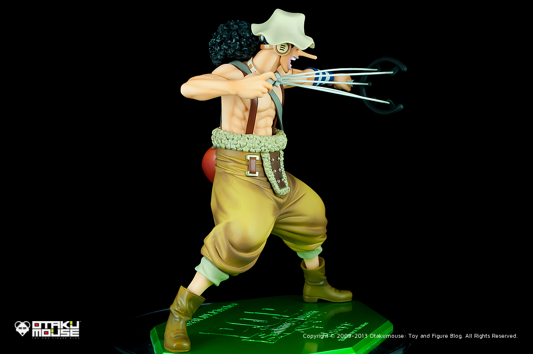 "Review | Megahouse: Usopp (Portrait of Pirates ""Sailing Again"") (4)"