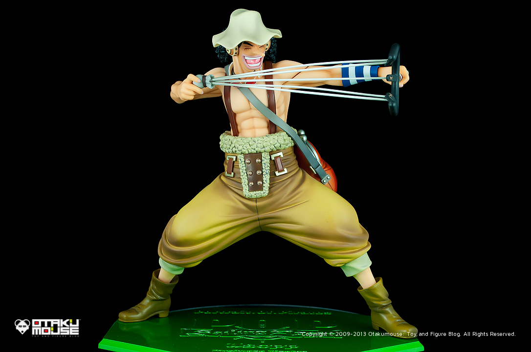"Review | Megahouse: Usopp (Portrait of Pirates ""Sailing Again"") (5)"