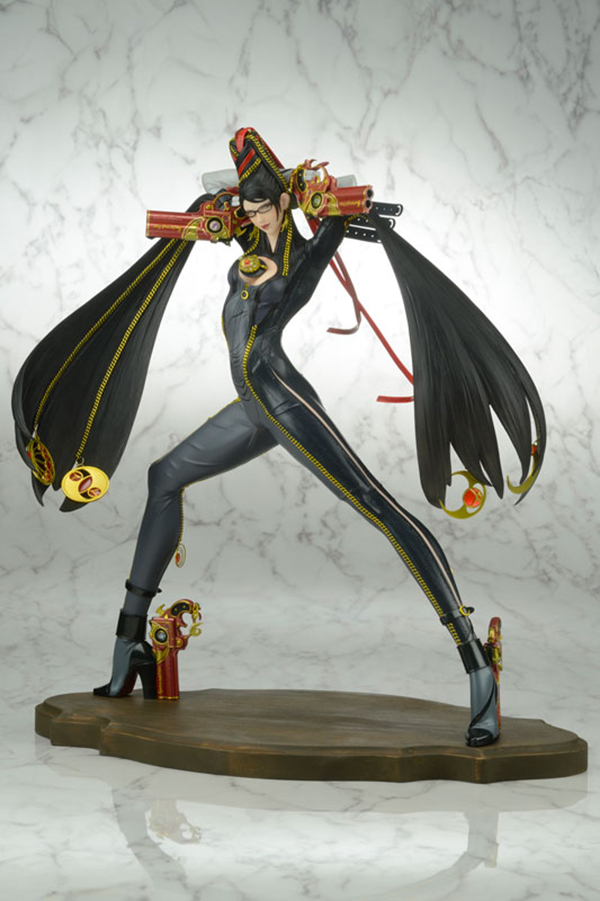 Preview | Flare: Bayonetta (1)