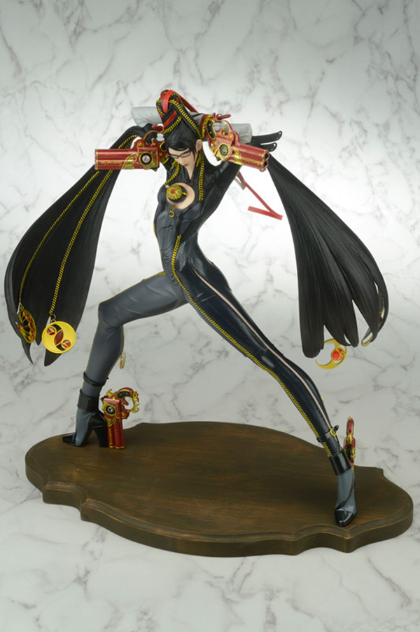 Preview | Flare: Bayonetta (4)