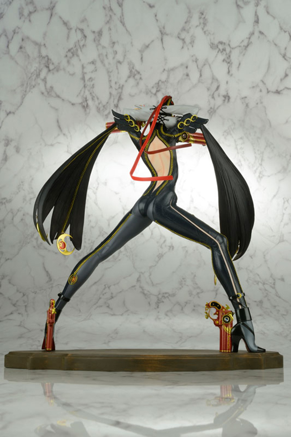 Preview | Flare: Bayonetta (8)
