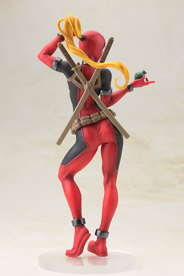 Preview | Kotobukiya: Lady Deadpool (3)