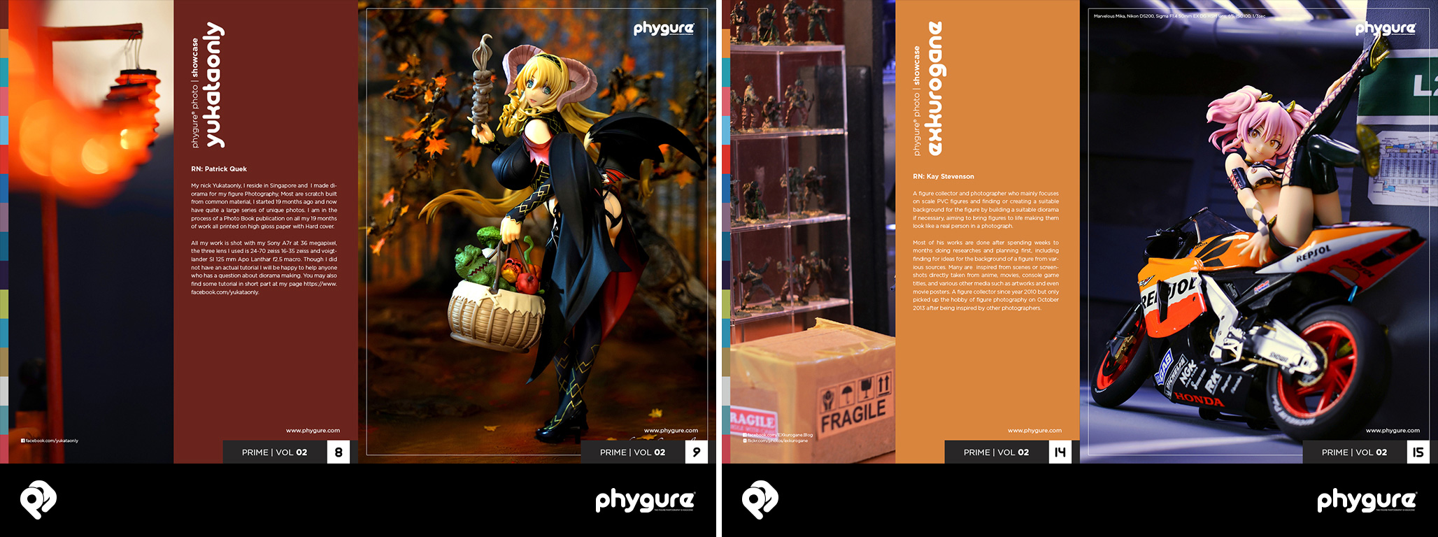 Phygure® Prime Vol. 02 Now Available! (3)