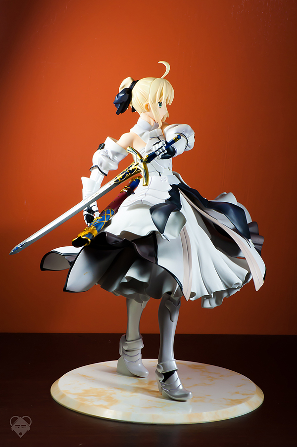 Review | Alter: Saber Lily Fate/Unlimited Codes 9