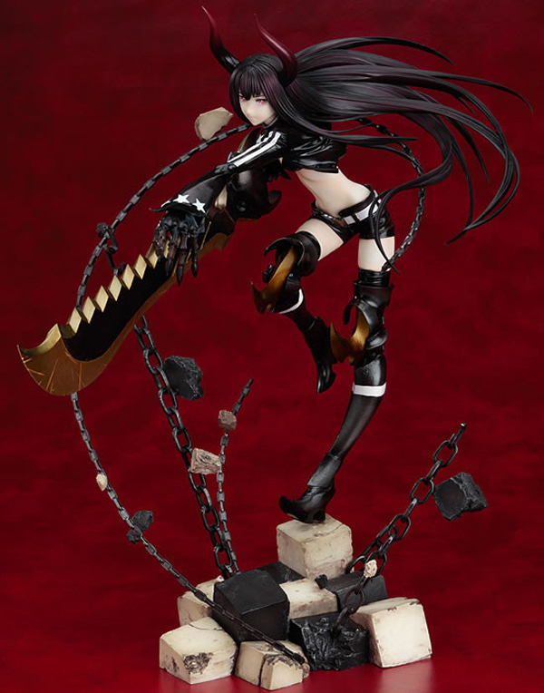 Black Rock Shooter: New Series To Collect 5