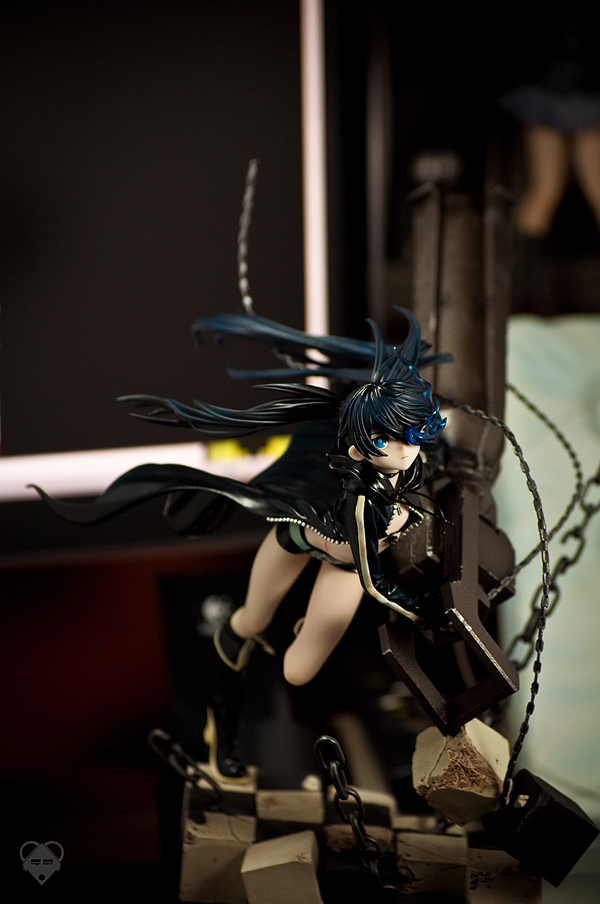 Review | GSC: Black Rock Shooter: Animation Version 1