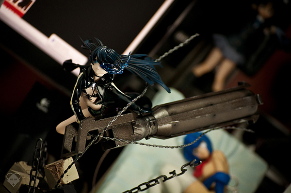 Review | GSC: Black Rock Shooter: Animation Version 5
