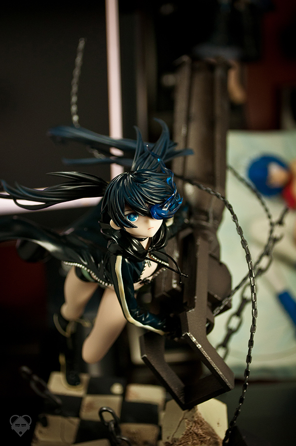 Review | GSC: Black Rock Shooter: Animation Version 11