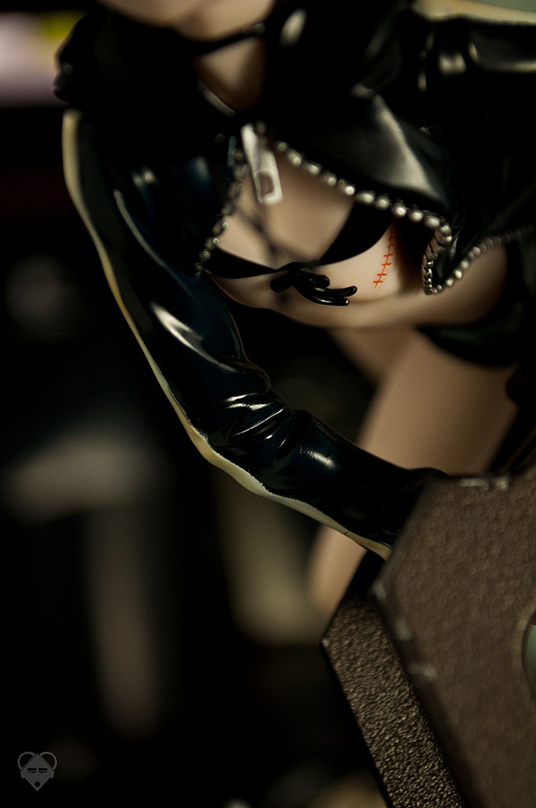 Review | GSC: Black Rock Shooter: Animation Version 17