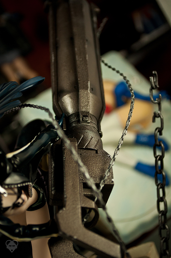 Review | GSC: Black Rock Shooter: Animation Version 35