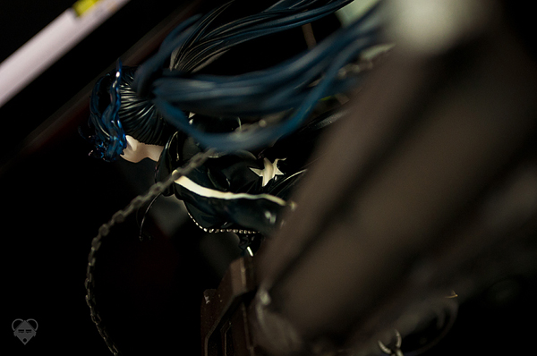 Review | GSC: Black Rock Shooter: Animation Version 45