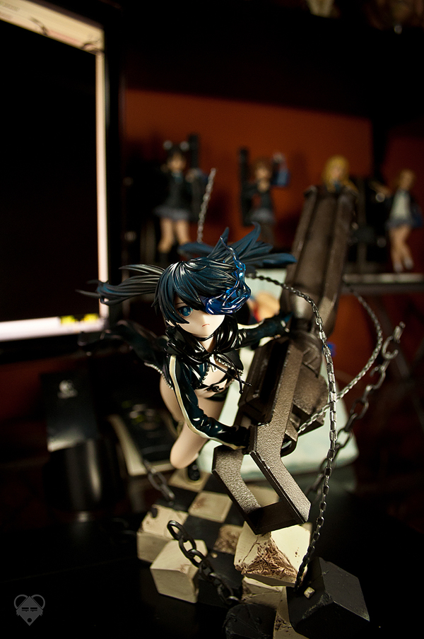Review | GSC: Black Rock Shooter: Animation Version 63
