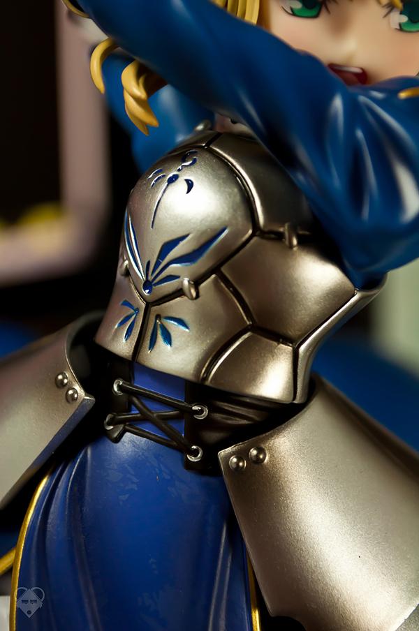 Review | GSC: Saber Triumphant Excalibur 29