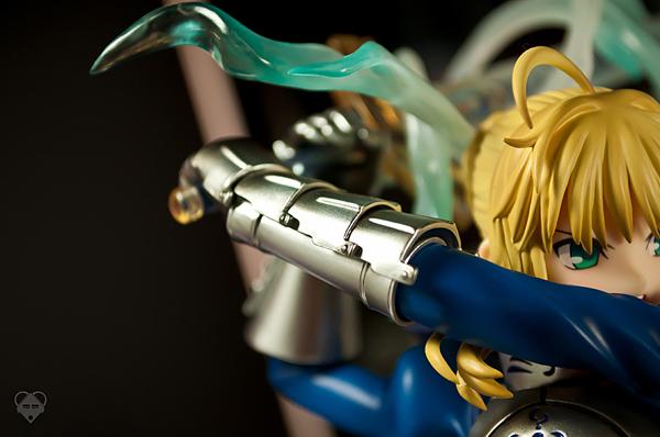 Review | GSC: Saber Triumphant Excalibur 33