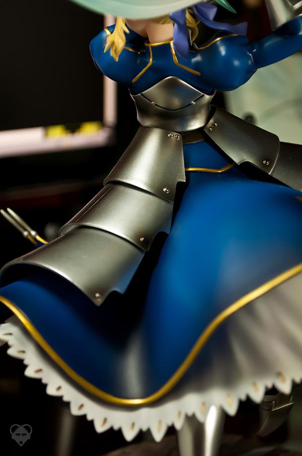 Review | GSC: Saber Triumphant Excalibur 53