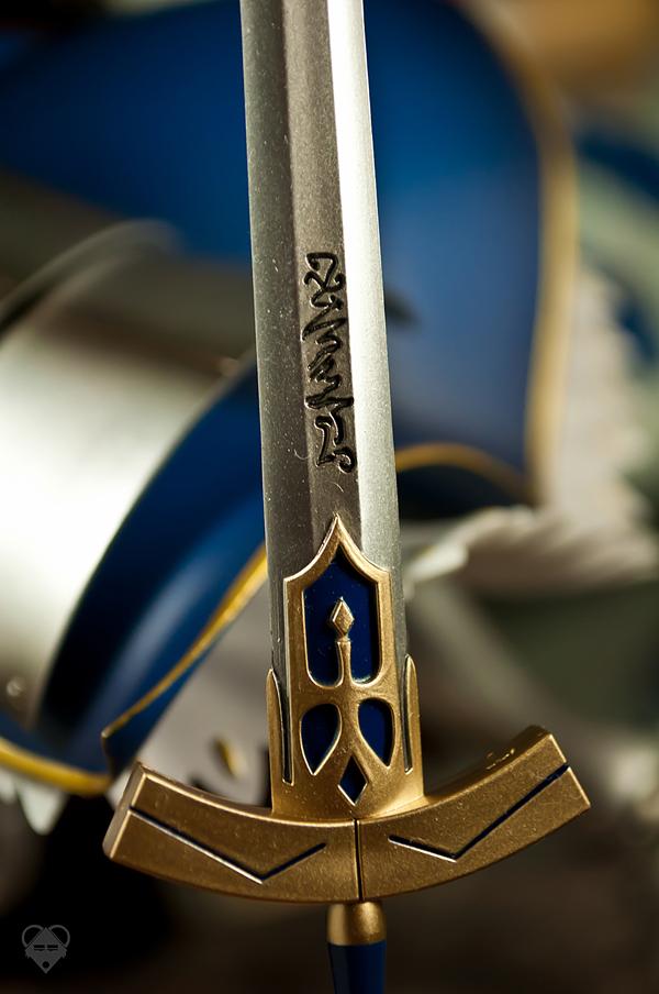 Review | GSC: Saber Triumphant Excalibur 65