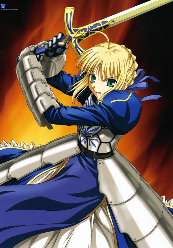 Review | GSC: Saber Triumphant Excalibur 1