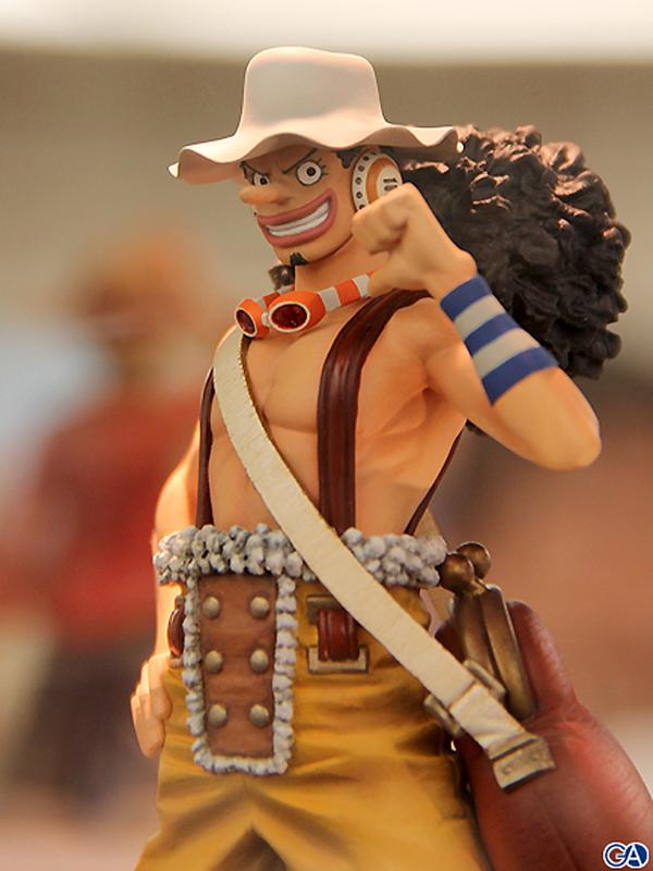 Banpresto: One Piece Figures (5)