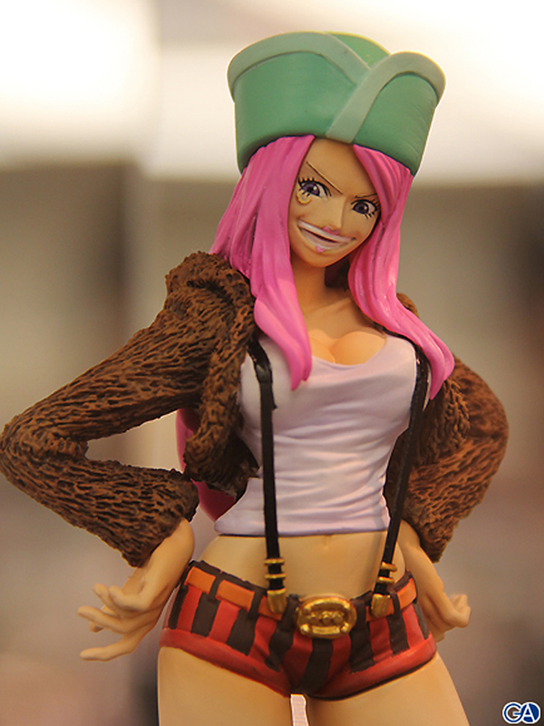 Banpresto: One Piece Figures (1)