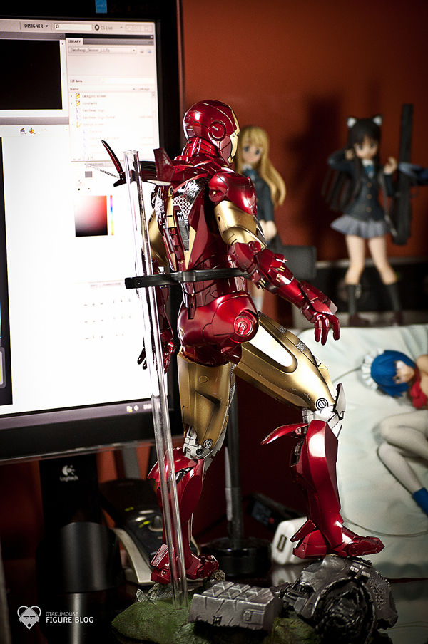 Hot Toys: Ironman Mark VI (4)