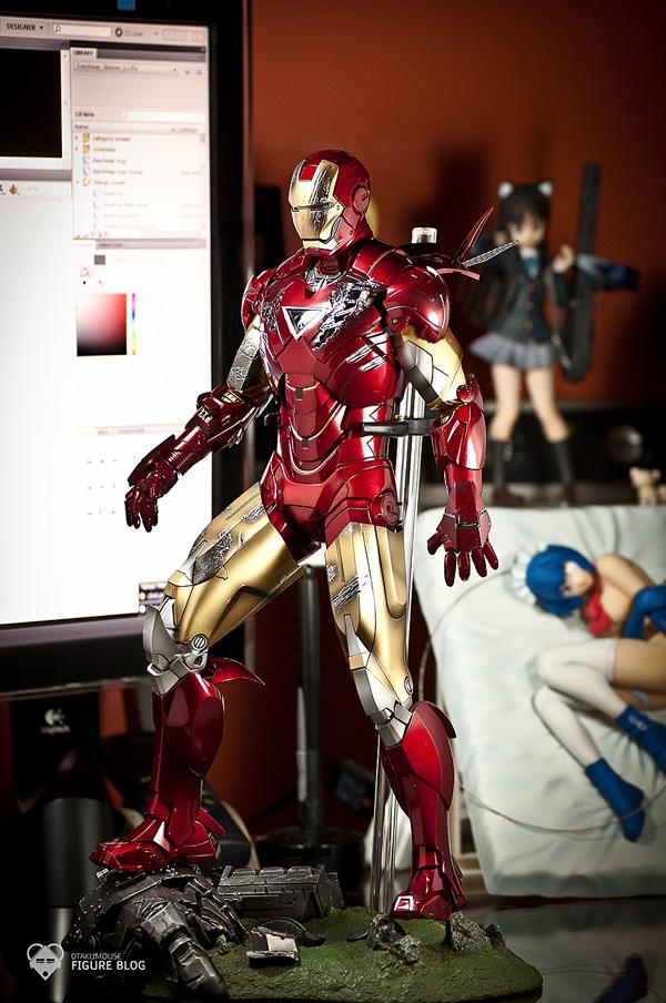 Hot Toys: Ironman Mark VI (7)