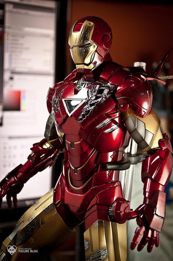 Hot Toys: Ironman Mark VI (52)