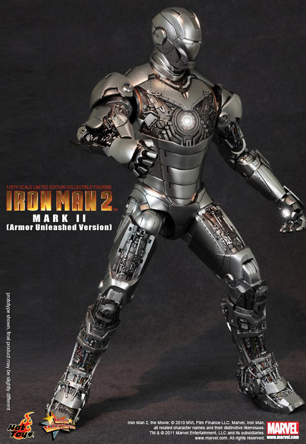 Ironman Mark II: Armor Unleashed Version (1)