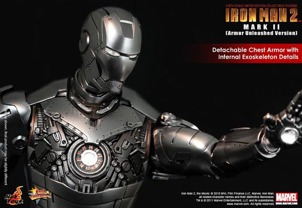 Ironman Mark II: Armor Unleashed Version (2)