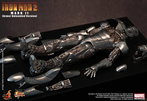 Ironman Mark II: Armor Unleashed Version (3)