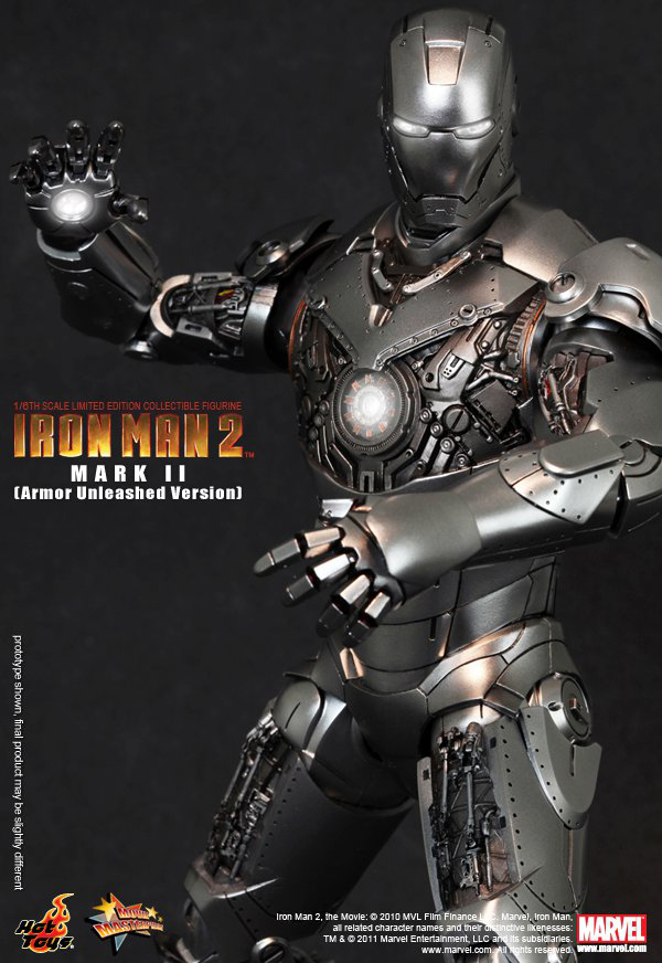 Ironman Mark II: Armor Unleashed Version (5)