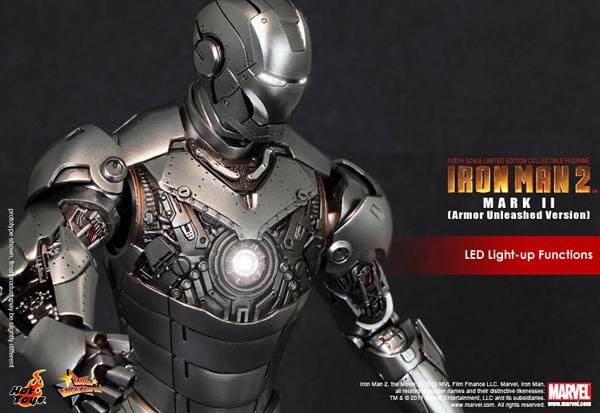 Ironman Mark II: Armor Unleashed Version (6)