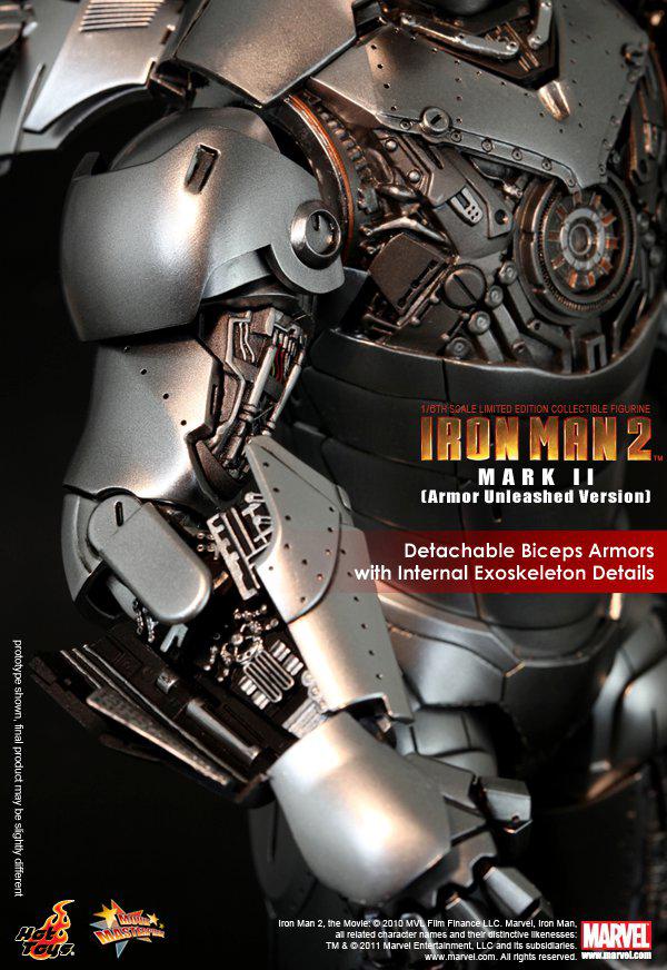 Ironman Mark II: Armor Unleashed Version (7)