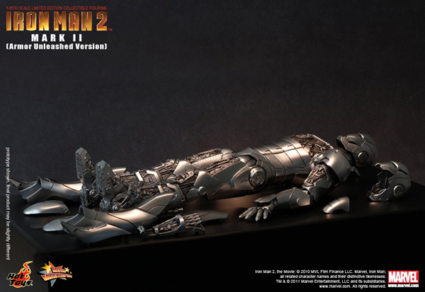 Ironman Mark II: Armor Unleashed Version (9)
