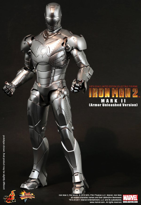 Ironman Mark II: Armor Unleashed Version (10)