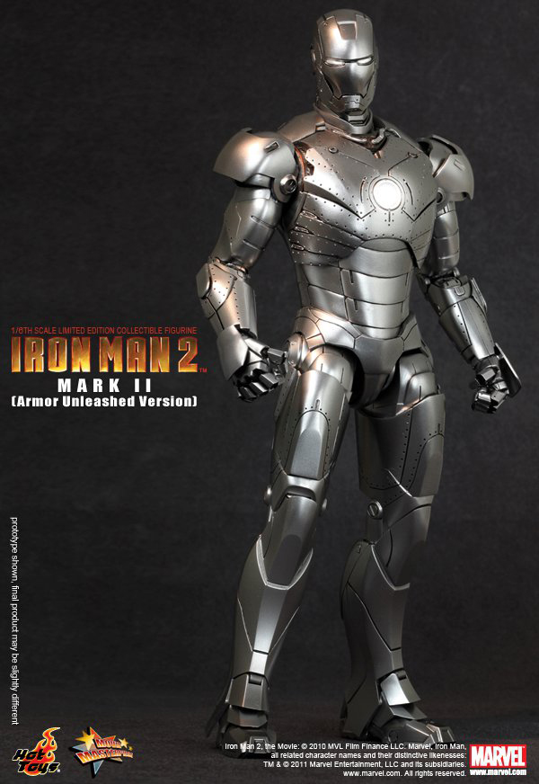 Ironman Mark II: Armor Unleashed Version (11)