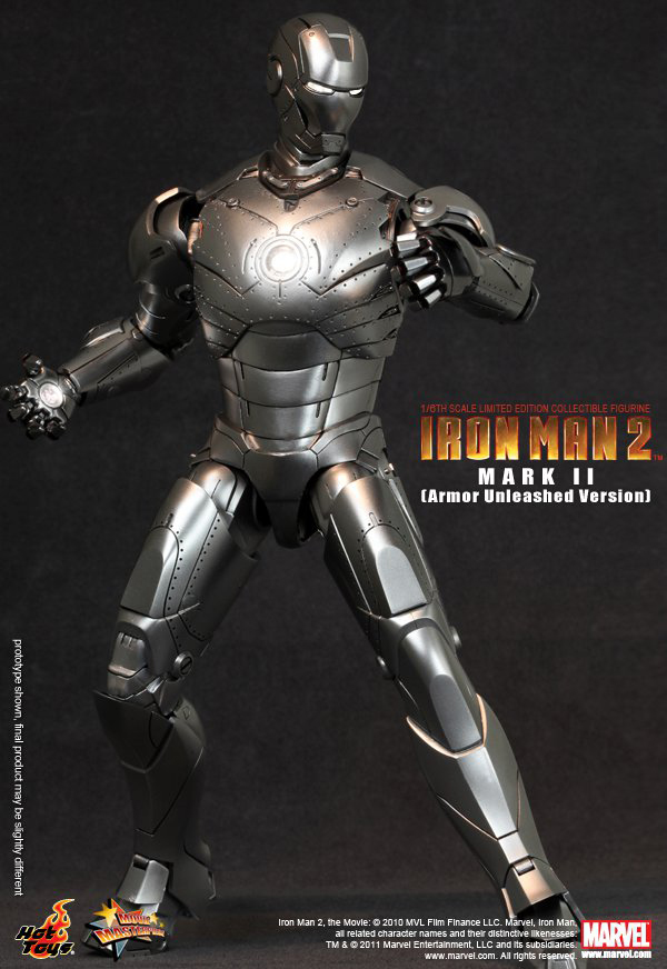 Ironman Mark II: Armor Unleashed Version (12)