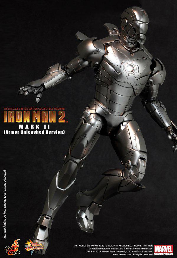 Ironman Mark II: Armor Unleashed Version (13)