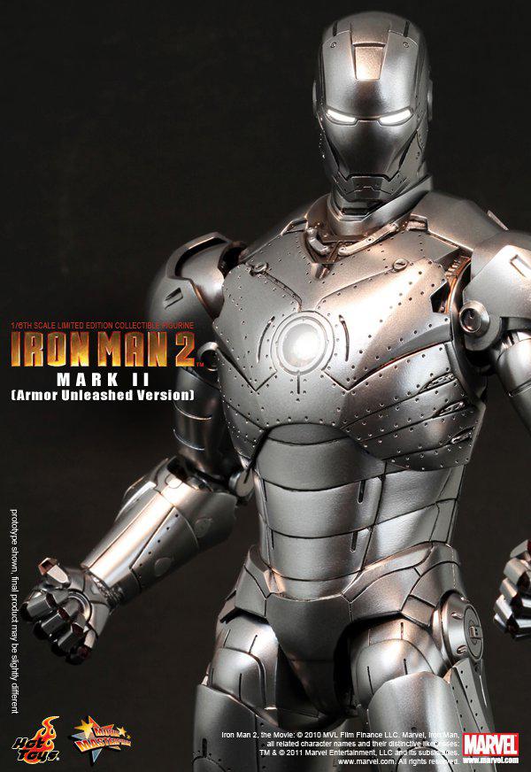 Ironman Mark II: Armor Unleashed Version (14)