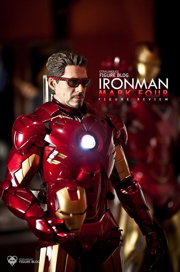 Hot Toys: Ironman Mark IV